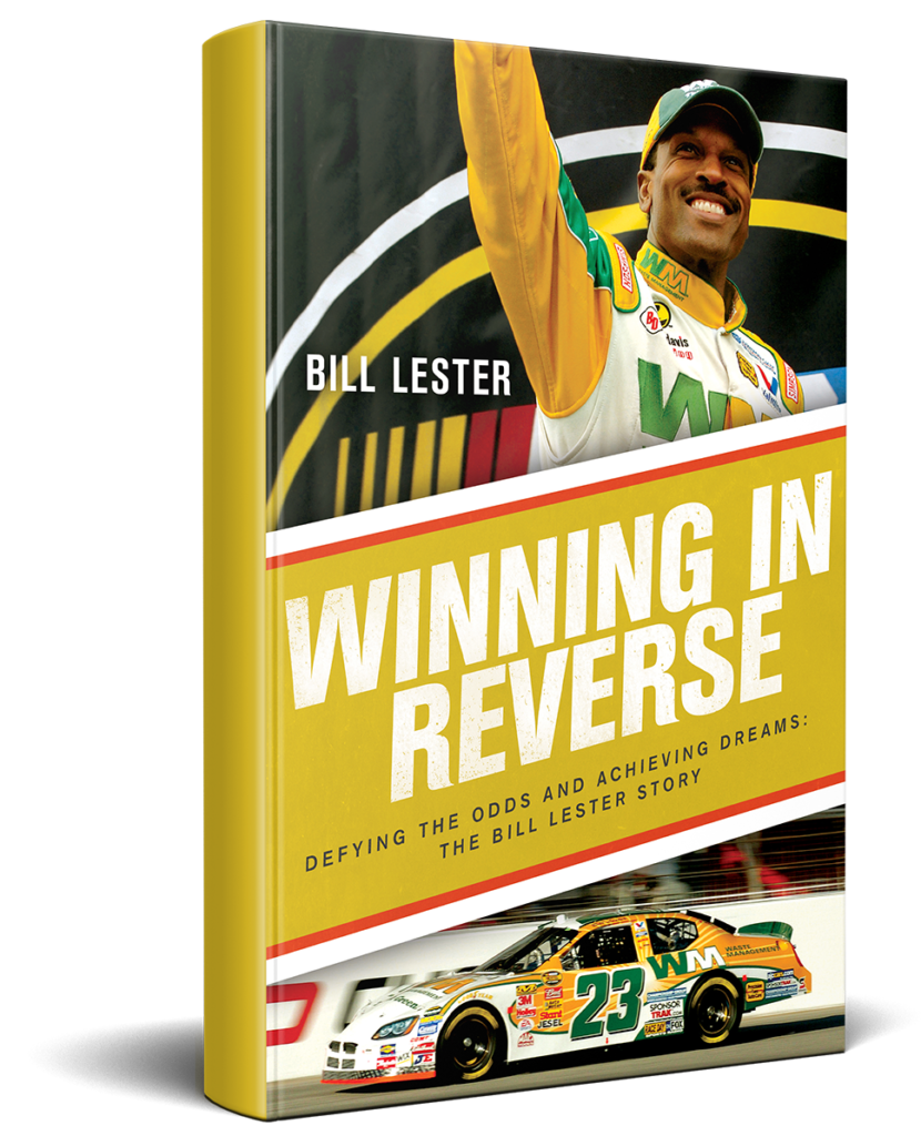 Hardcover Book Winning in Reverse by Bill Lester
